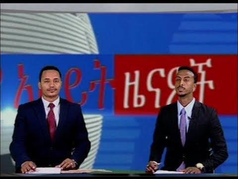 AMHARIC NEWS ESTV 19 06 2010