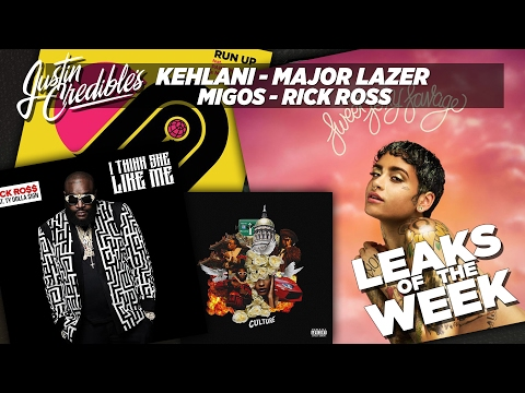 Migos, Rick Ross, Kehlani, Major Lazer - 4 Must Listen To Tracks!