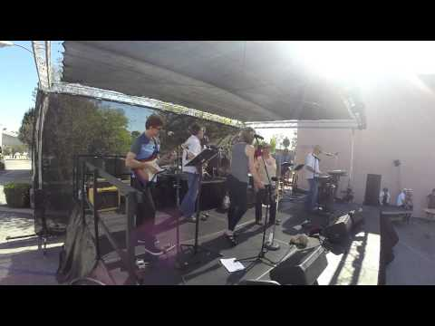 SPTA - Just You & Me - South Pasadena Eclectic Music Fest 2015