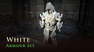 Path of Exile: White Armour Set