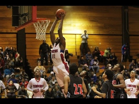 Curie Metropolitan High School Basketball 2014