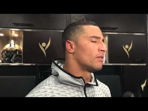 Kenny Vaccaro says this Saints defense is able to make in game adjustments