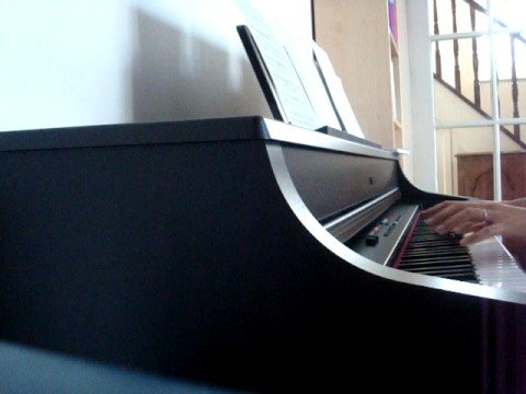 My Melancholy Blues piano