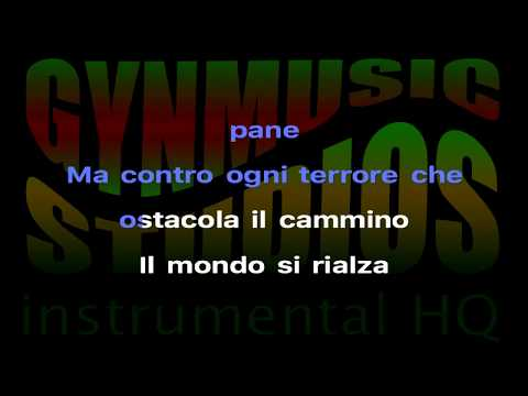 Ermal Meta Fabrizio Moro Non mi avete fatto niente Karaoke Lirycs Sanremo 2018 Gynmusic Studios