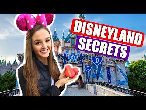Disneyland Secret Tips + First Timers Advice!