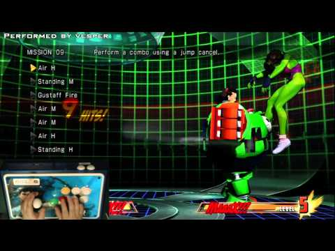 Marvel vs Capcom 3 Missions - Tron-Bonne
