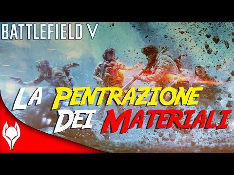 BATTLEFIELD V - LA PENETRAZIONE DEI MATERIALI thumbnail