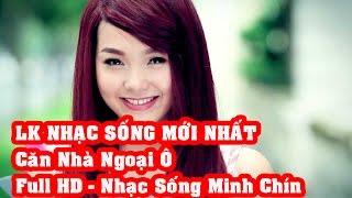 [ karaoke ] LK Nhạc Sống Minh Chín - Căn Nhà Ngoại Ô - VoL : 09 Pat1