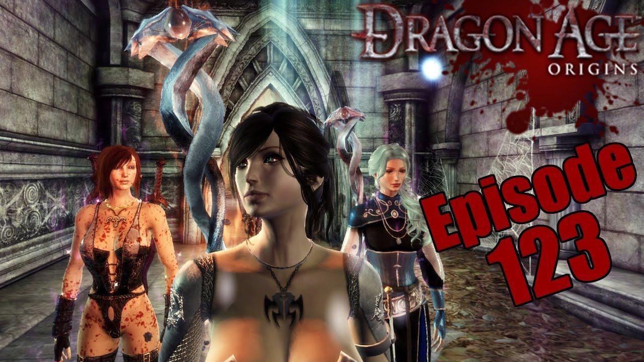 Dragon age origins sexy armor