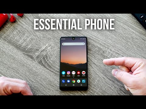 72 Hours with the Essential Phone Review! (With Camera Samples)