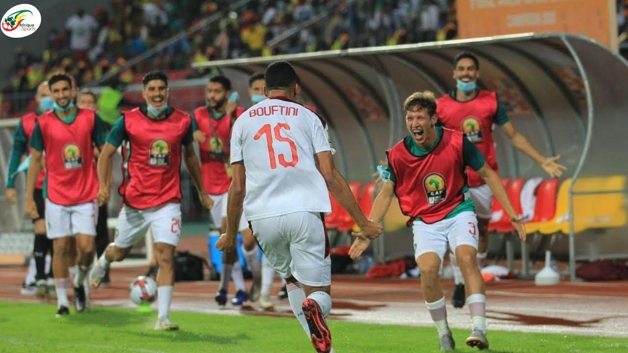 CHAN 2020 : le Maroc humilie l'hôte camerounais et rejoint le Mali en finale !
