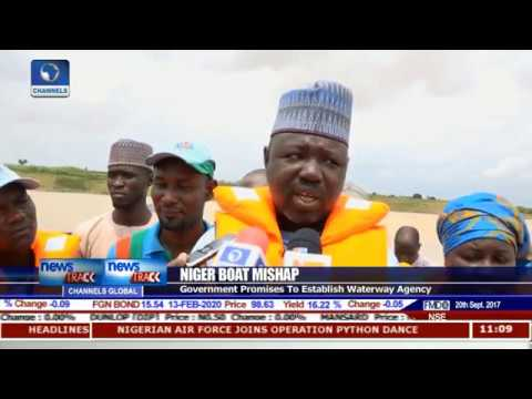 Niger Boat Mishap: Government Promises To Establish Waterway Agency