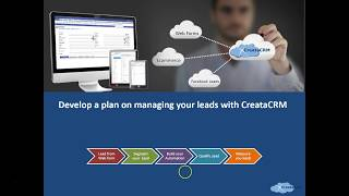 How we can manage your leads with CreataCRM