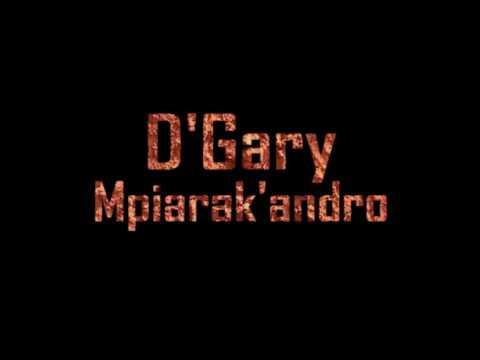 D'gary - Mpiarak'andro lyrics