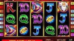 Hat Trick videoslot gameplay video GlobalSlots Casino