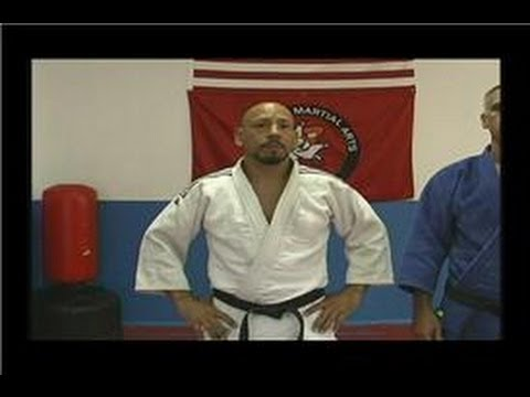 Judo Lessons for Beginners : How to Do Judo Sweeps