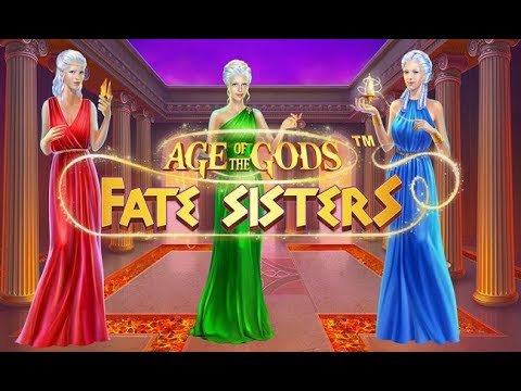 Age of the Gods: Fate Sisters Online Slot from Playtech - Bonus Feature & Free Games