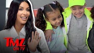 Kim K Says Her Daughter Is SINGLE! | TMZ TV