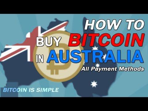 How To Buy Bitcoin In Australia ?? BEST WAY | ALL PAYMENT METHODS 🇦🇺