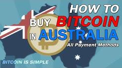 How to Buy Bitcoin in Australia ?? BEST WAY   ALL PAYMENT METHODS 🇦🇺