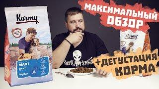 Сухой корм Karmy для собак | Обзор корма Карми для собак