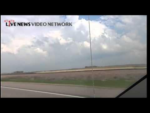 5/8/2014 Minnesota Storm Chase LIVE