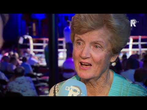 Betty Stöve benoemd tot Rotterdamse sportheld: 'Prachtig om erkend te worden door de stad Rotterdam'
