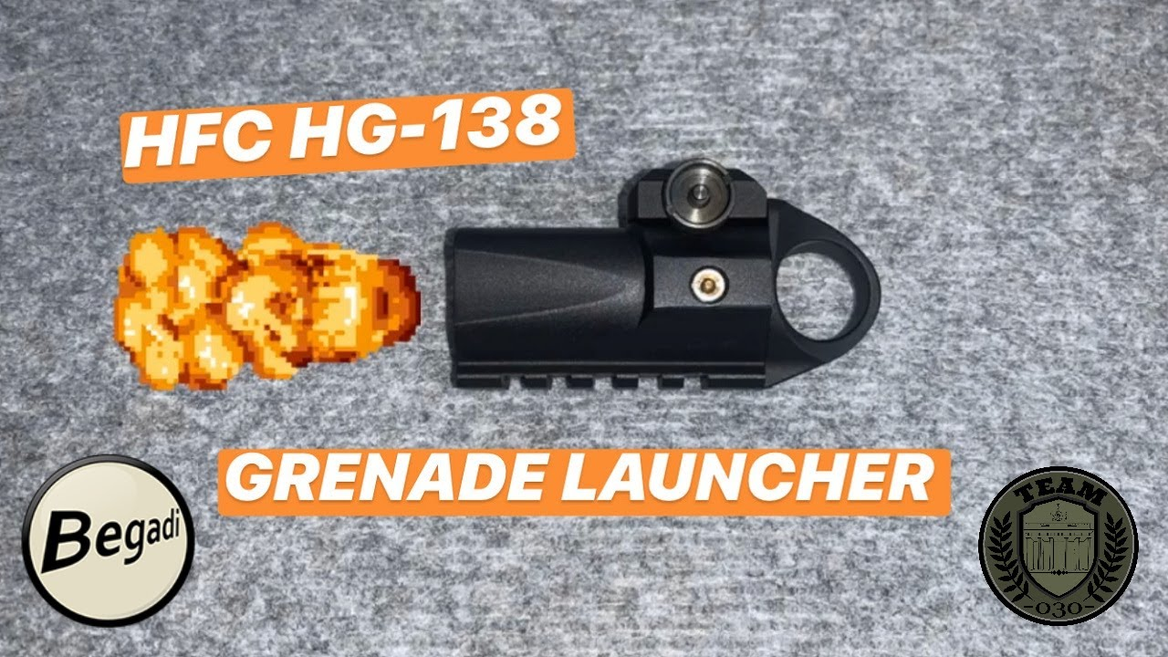 [REVIEW] HFC HG-138 Mini Grenade Launcher