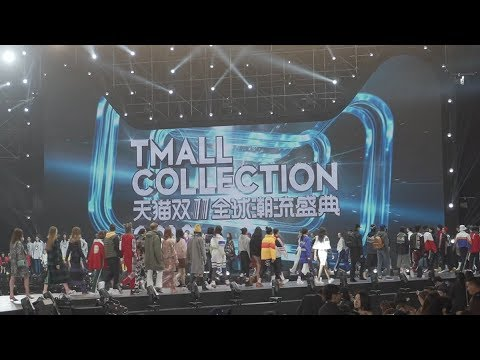 Inside Tmall's Largest-Ever 'See Now, Buy Now' Fashion Show