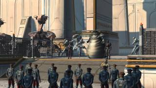 STAR WARS™: The Old Republic™ Rise of the Hutt Cartel Launch Trailer