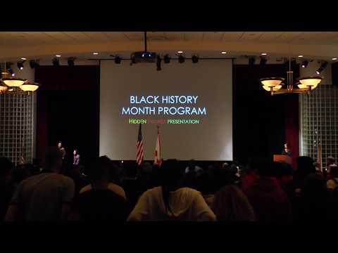 PSLHS Black History Month Presentation 2017