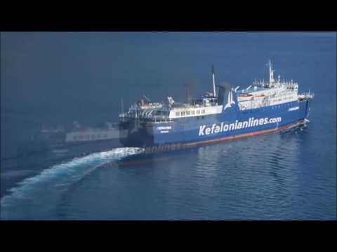 Kefalonia Island | Sea Routes