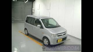 2007 Mitsubishi EK Active M H82W - Japanese Used Car For Sale Japan Auction Import