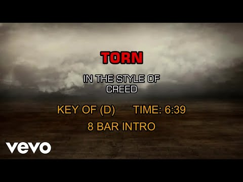 Creed - Torn (Karaoke)