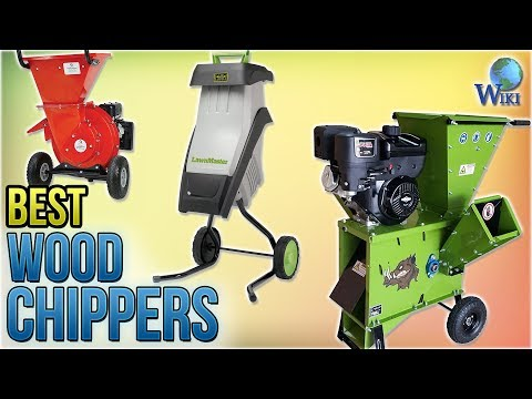 10 Best Wood Chippers 2018