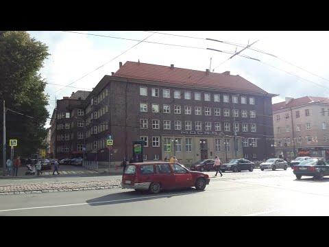 Прогулка по историческому центру Калининграда.