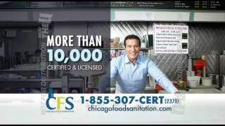 Food Sanitation Certification in Chicago