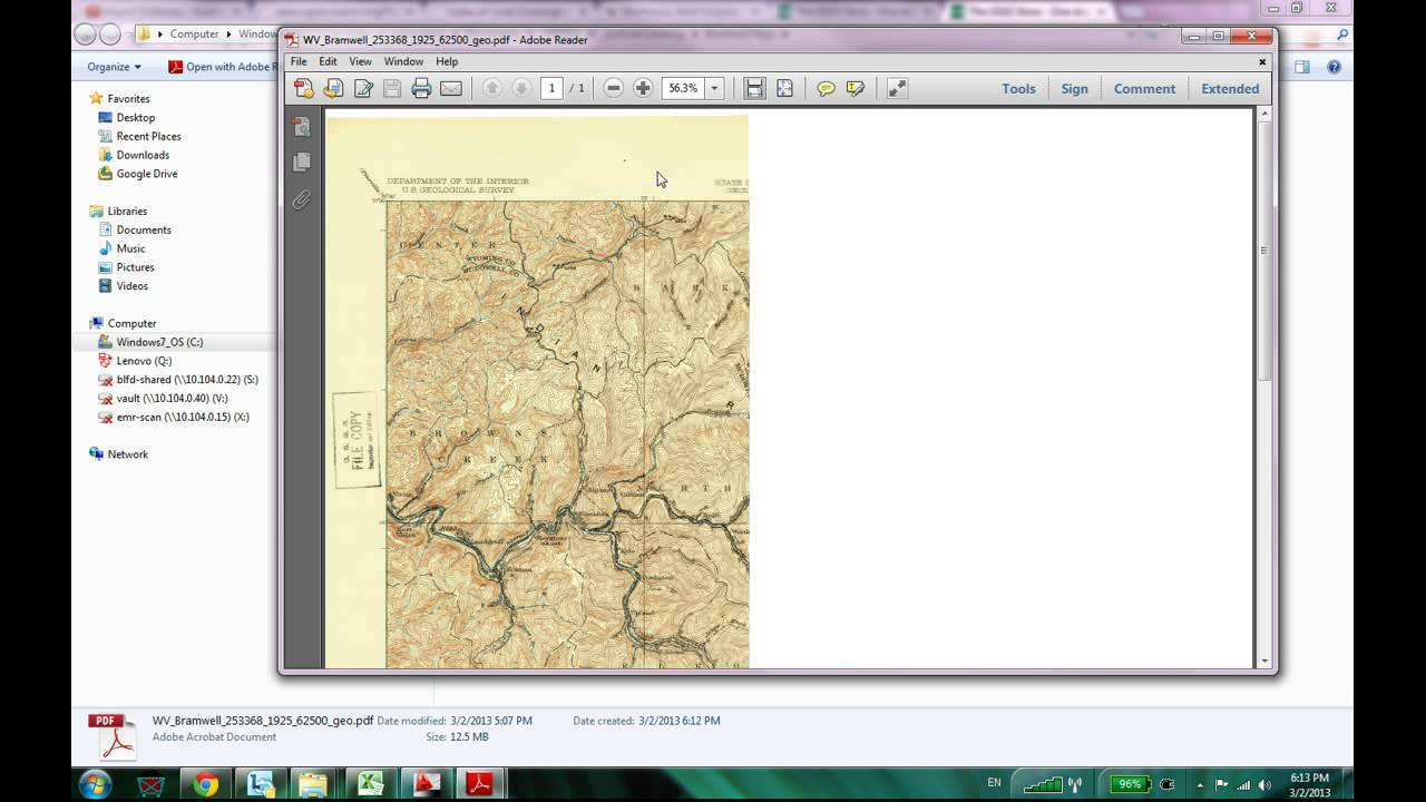 Where And How To Download USGS TOPO Maps YouTube - Us topo maps for google earth