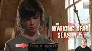 The Walking Dead Season 5 Episode 12 Remember - Things You Missed!
