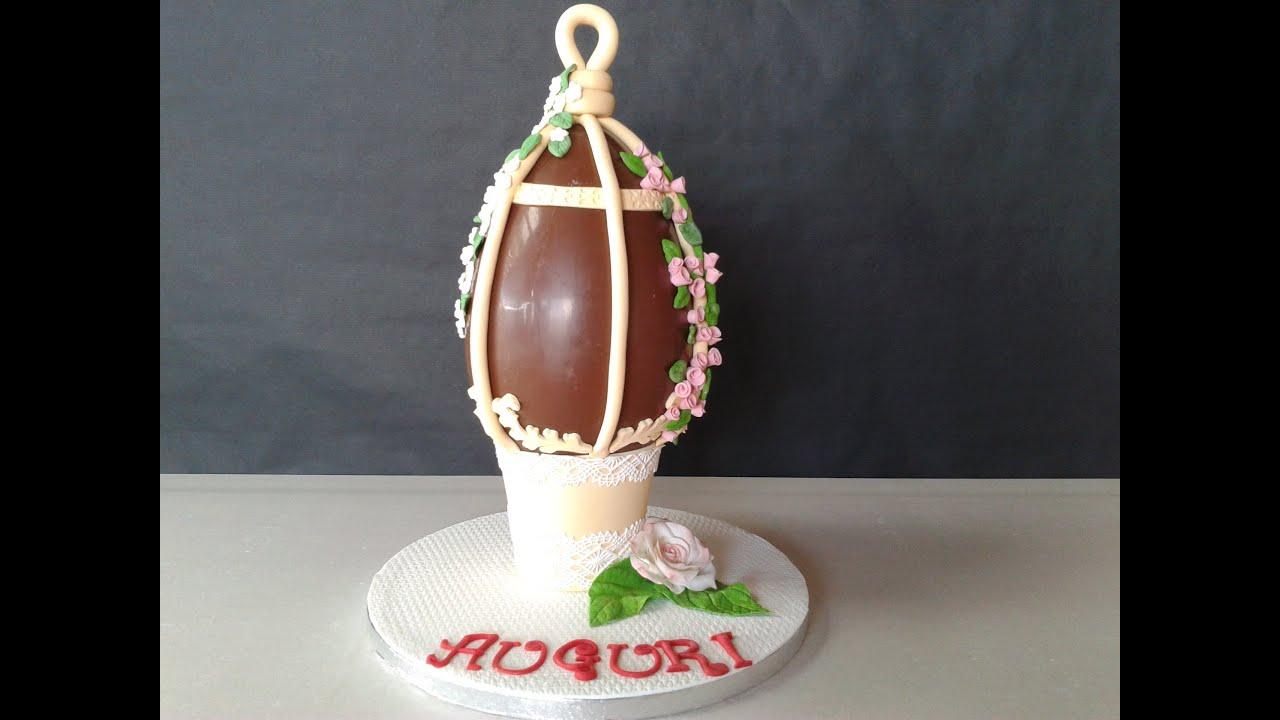 Decorare un uovo di pasqua youtube - Decorazioni per uova di pasqua ...