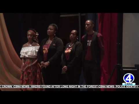 CULTURAL ICONS HONOURED DURING GOLDEN DRUM AWARDS