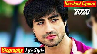 Harshad Chopra - Biography (Aditiya Hooda) | Age, Family, Wife, Salary, Tv Shows| Life Style 2020