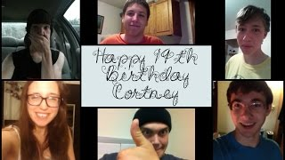Happy 19th Birthday Cortney! Thumbnail