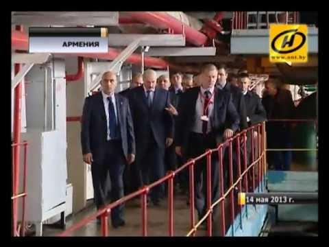 Беларусь и Армения намерены развивать сотрудничество по всем направлениям