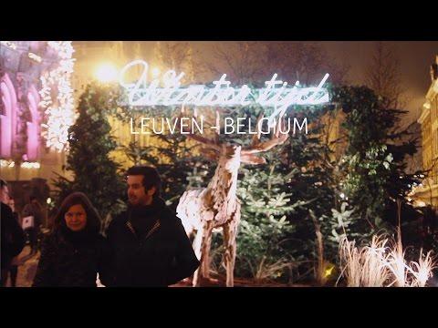 Travel Vlog : Leuven - Belgium I Wintertime I City Trip