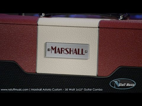 Marshall Astoria Custom - 30 Watt 1x12