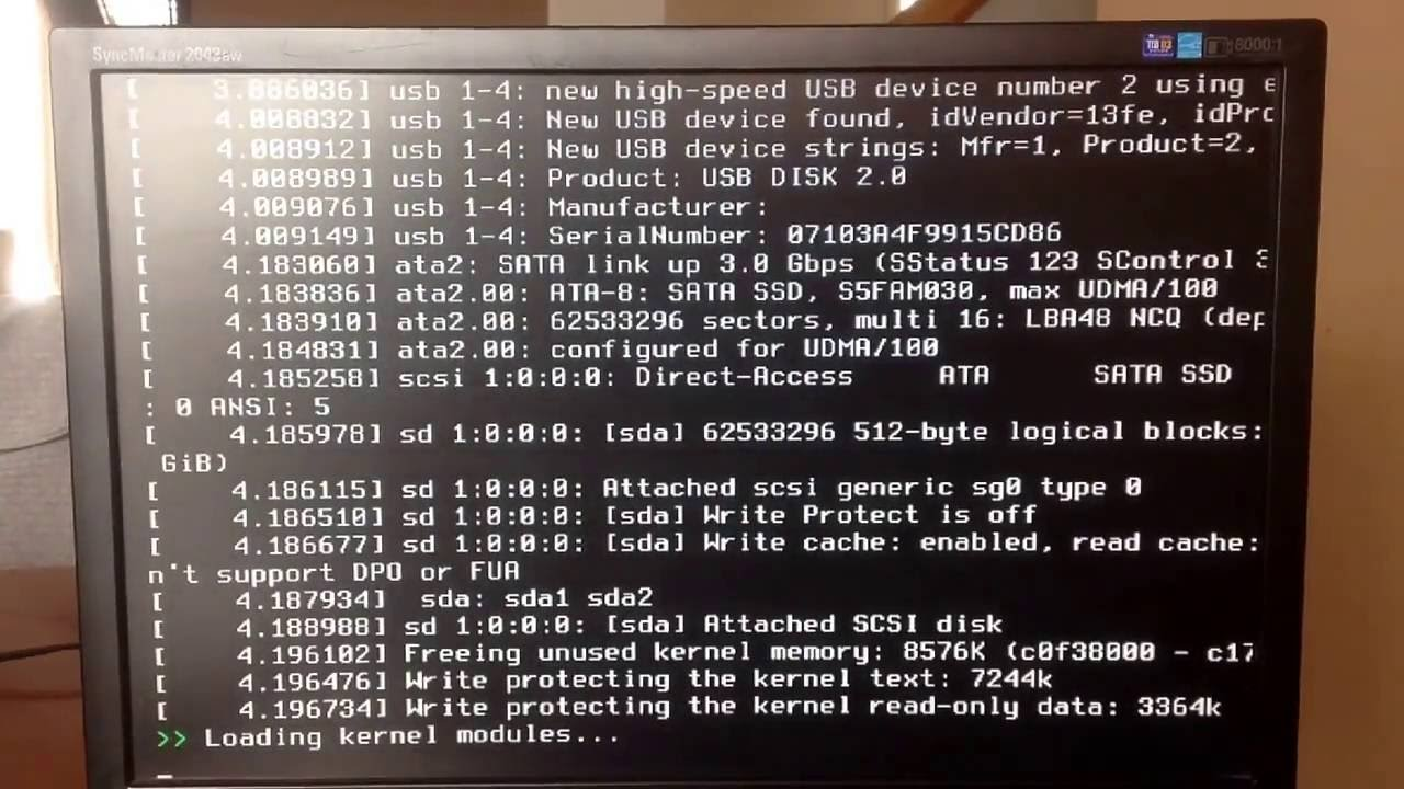 how to install openwrt on a computer with 2 usb stick the simple way