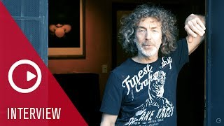 Simon Phillips Talks About the Studio Drums for Groove Agent | Interview
