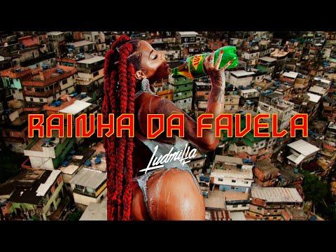 Смотреть клип Ludmilla - Rainha Da Favela