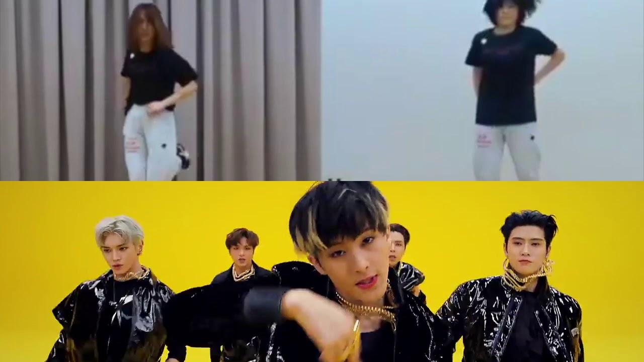 加賀楓が好きなダンスを踊ってみたfeat.石田亜佑美 NCT127「Kick It」